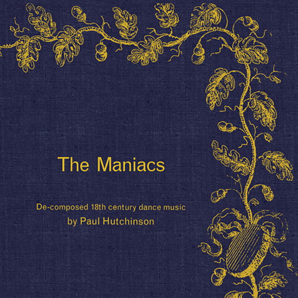 The Maniacs CD Cover